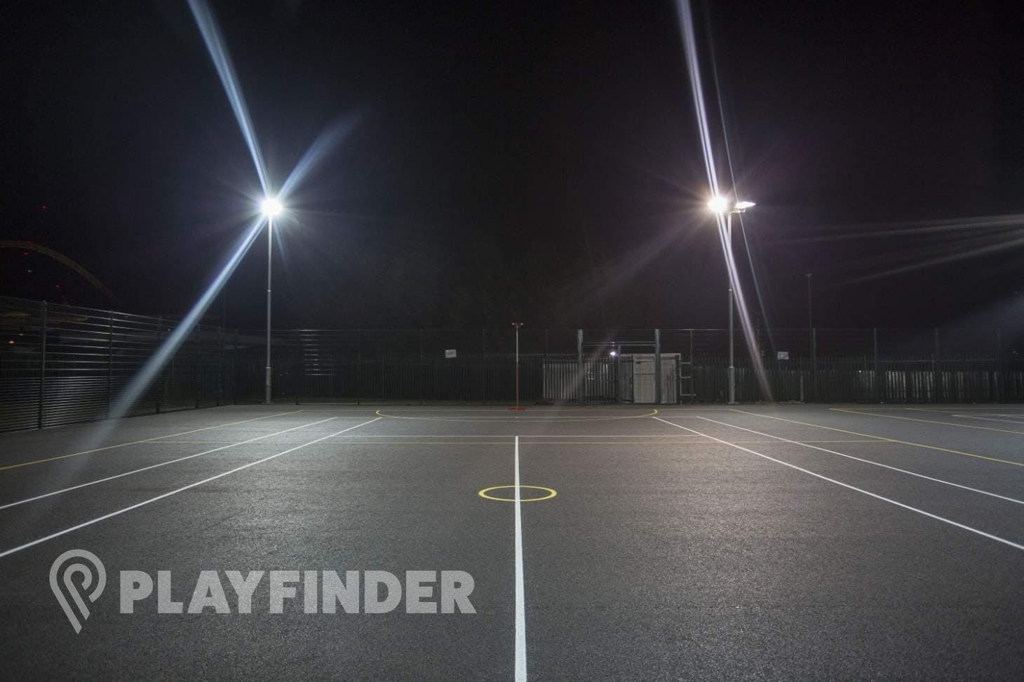 Ark Elvin Academy Outdoor | Hard (macadam) netball court