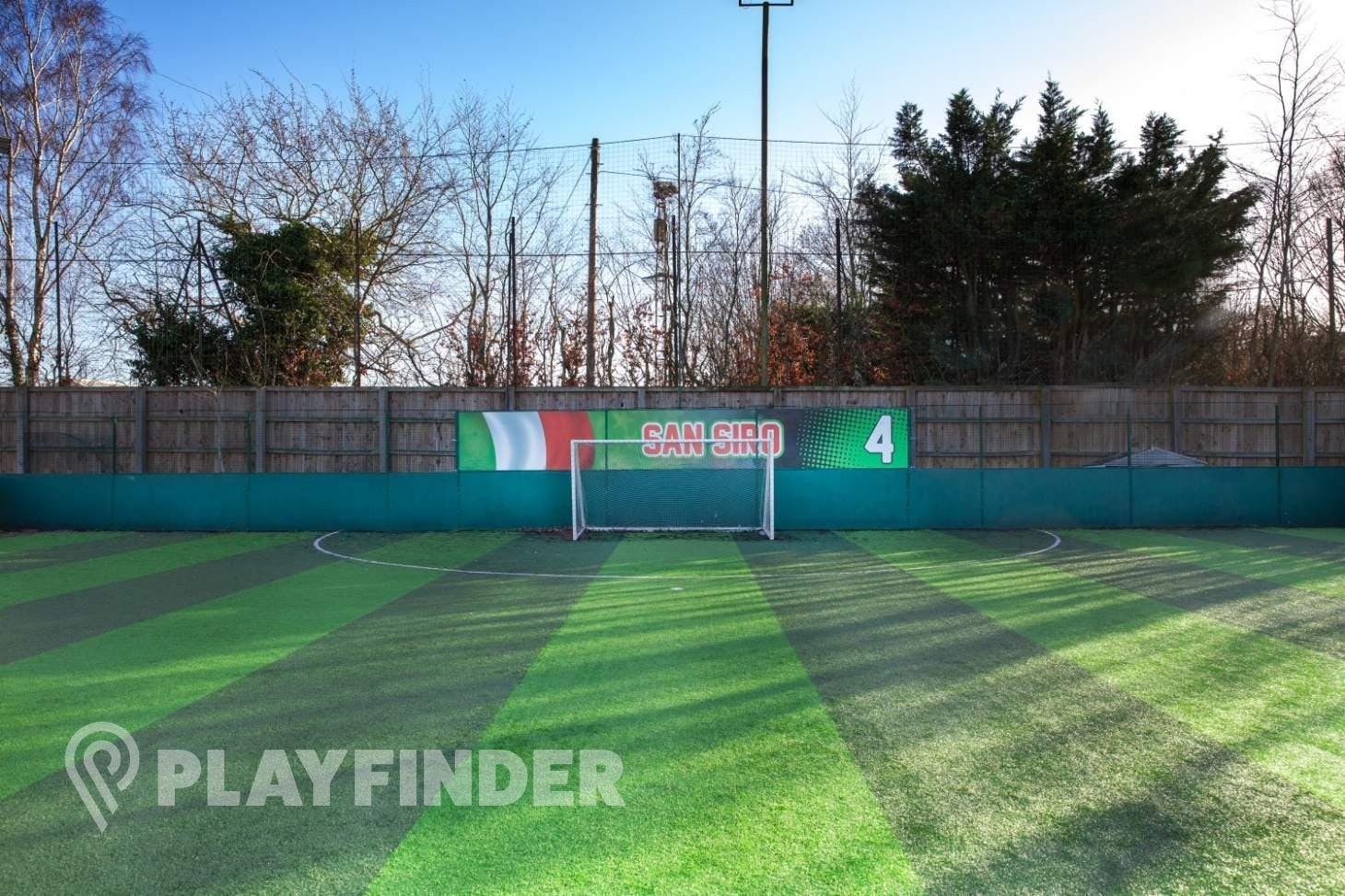 Goals Tolworth 7 a side | 3G Astroturf football pitch