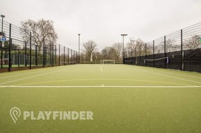 Will To Win Hyde Park | Astroturf Netball Court