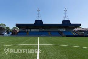 Hyde United Football Club | 3G astroturf Football Pitch