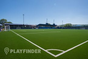 Hyde United Football Club | 3G astroturf Football Pitch