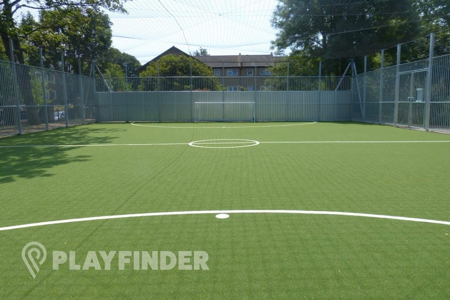 Cornwallis Adventure Playground 5 a side | Astroturf football pitch