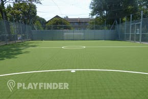 Cornwallis Adventure Playground | Astroturf Football Pitch