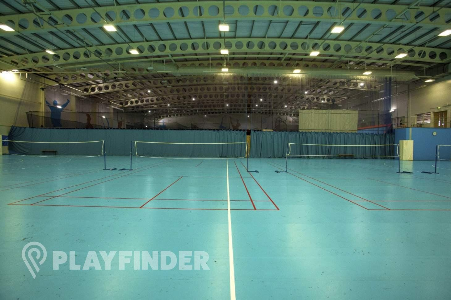Barking Sporthouse Sports hall space hire