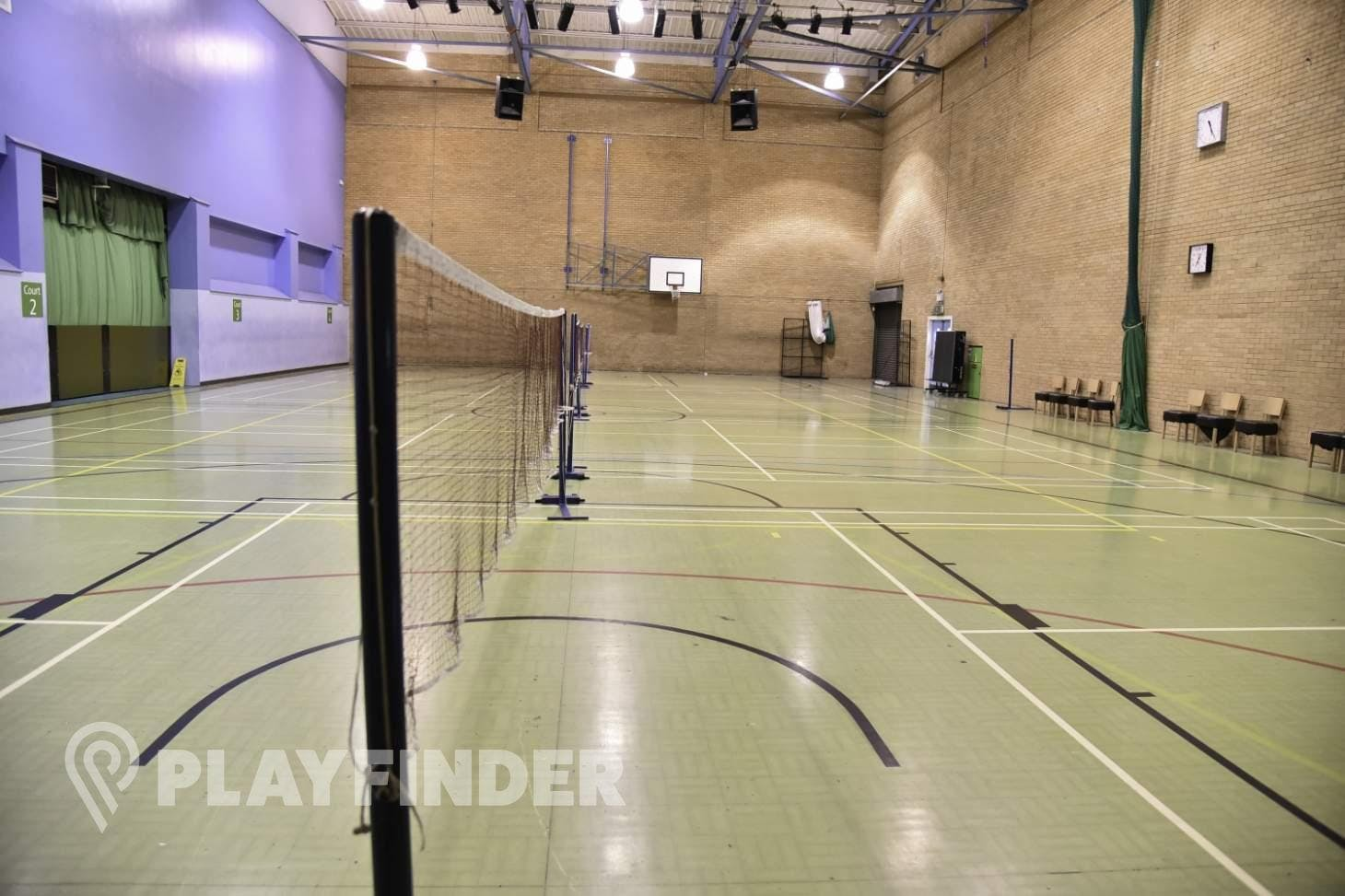 Waterfront Leisure Centre Sports hall space hire