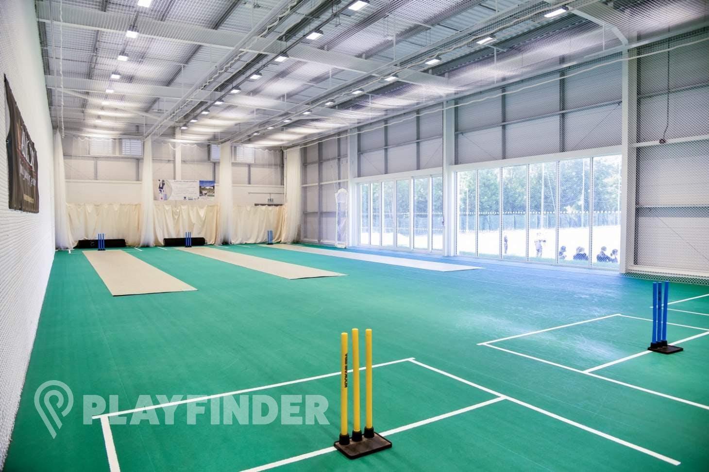 BACA Sports Centre Nets | Indoor cricket facilities