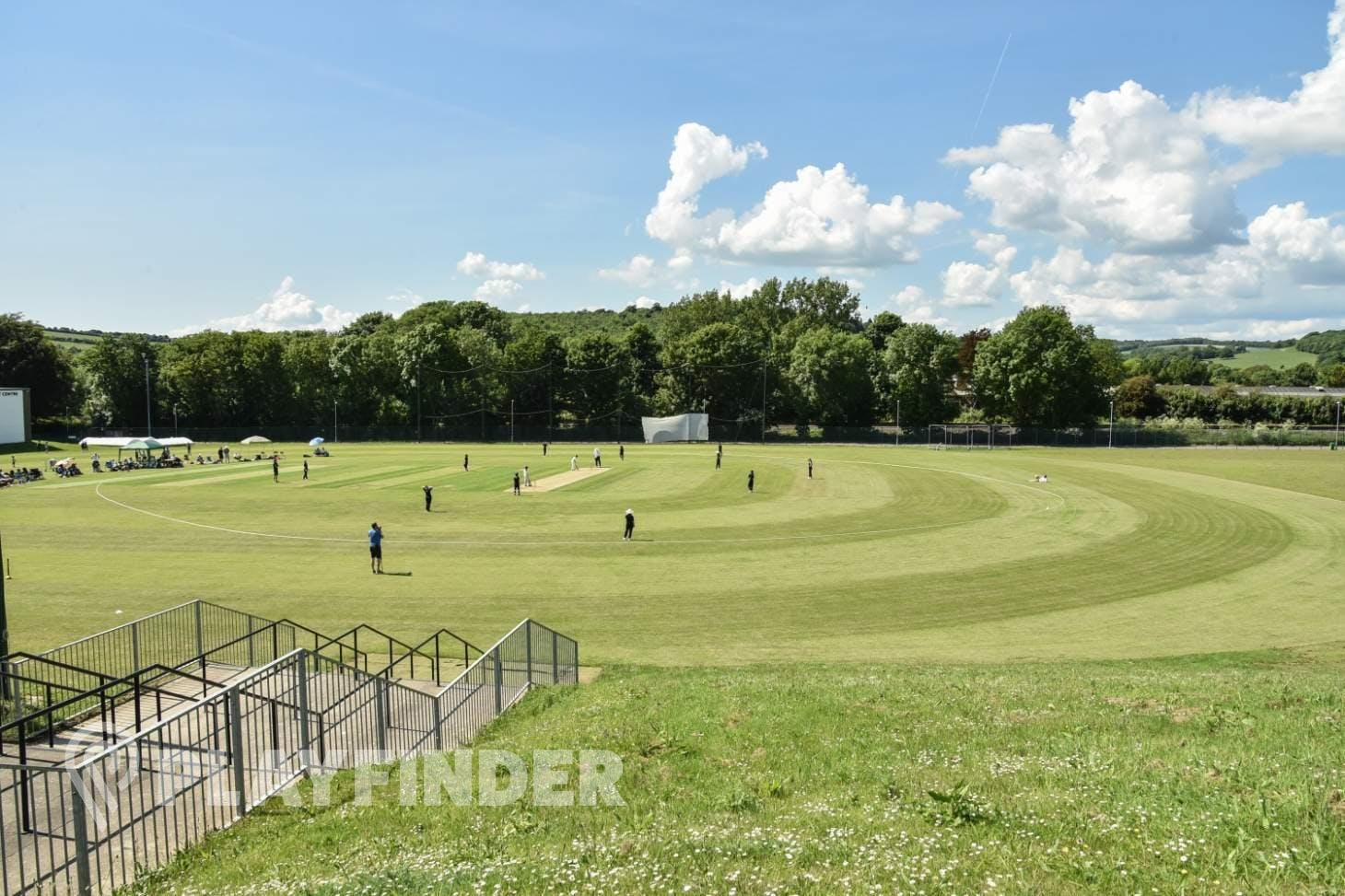 BACA Sports Centre Full size | Grass cricket facilities