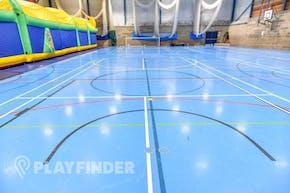 Aldenham School Sports Centre   Indoor Cricket Facilities