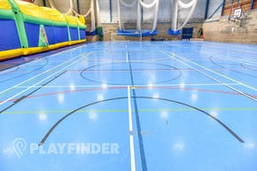 Aldenham School Sports Centre | Indoor Football Pitch