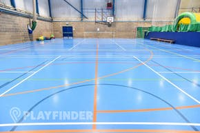 Aldenham School Sports Centre | Indoor Basketball Court