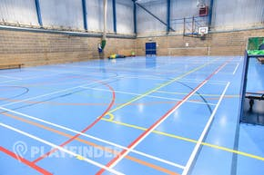 Aldenham School Sports Centre | Indoor Hockey Pitch