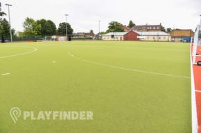Aldenham School Sports Centre | Astroturf Hockey Pitch