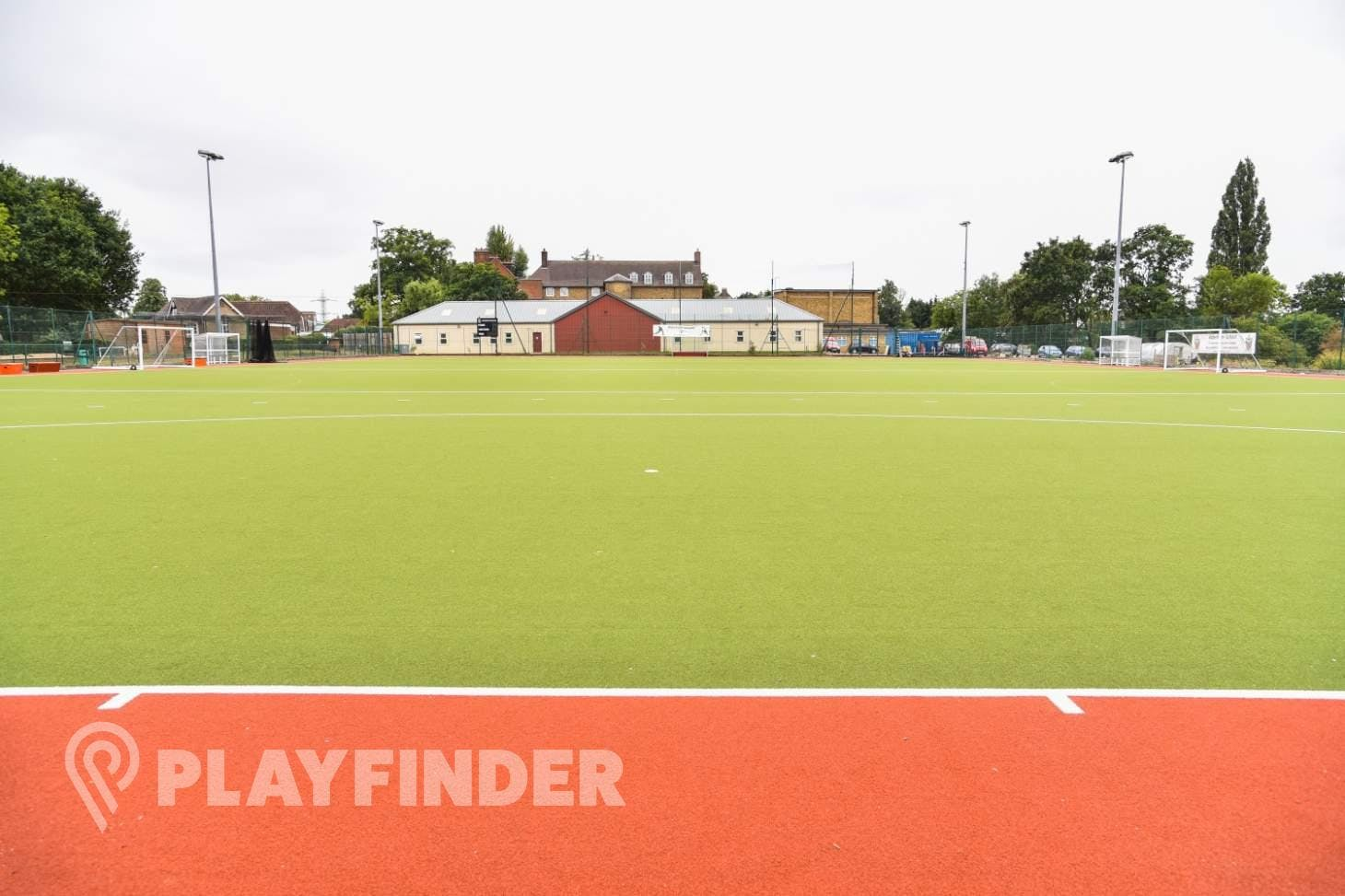 Aldenham School Sports Centre 9 a side | Astroturf football pitch