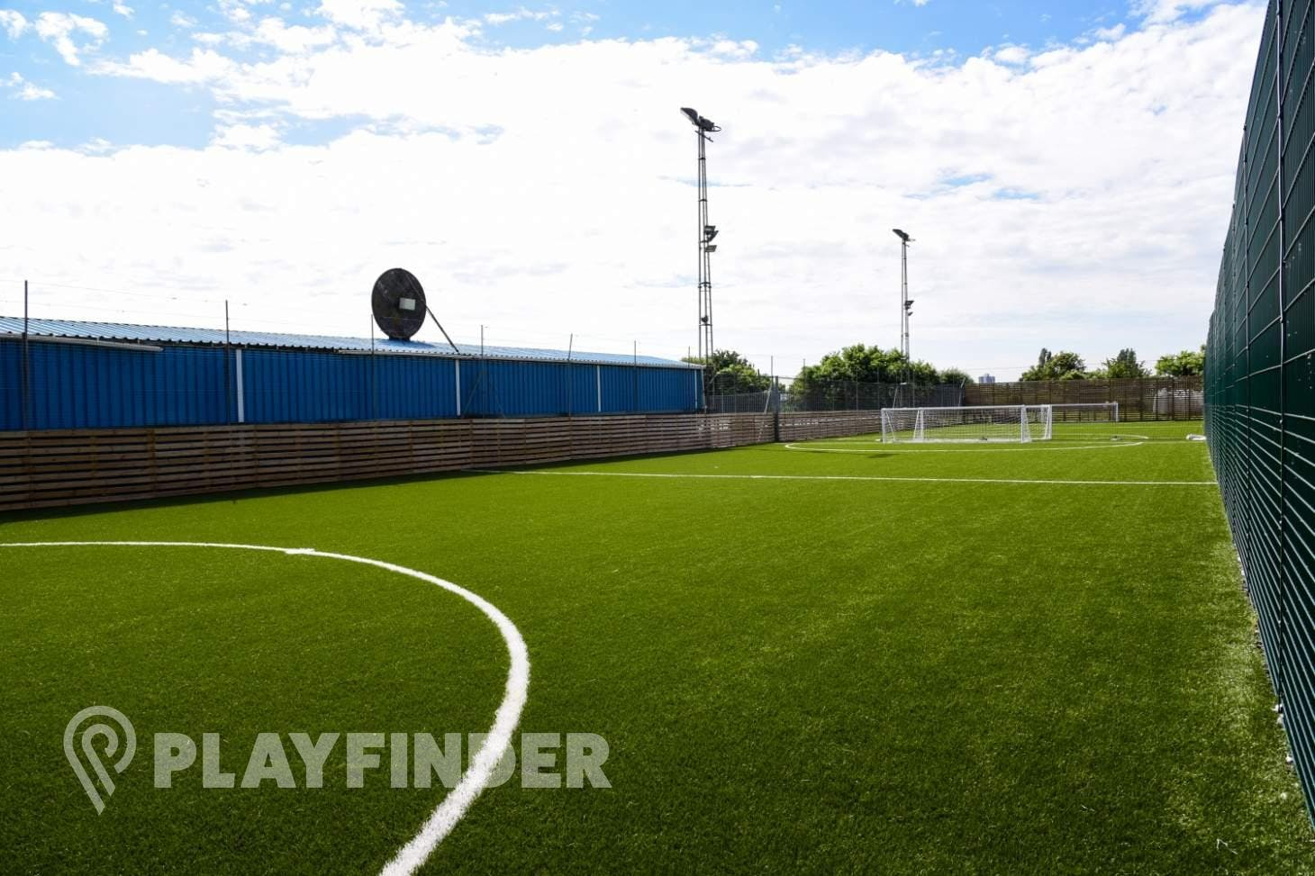 Wingate and Finchley F.C 5 a side | 3G Astroturf football pitch