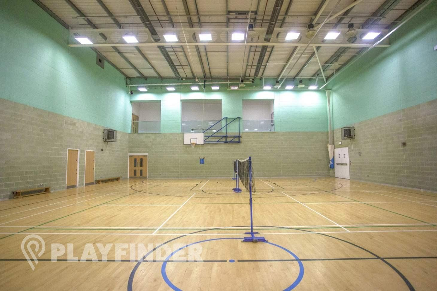 Sidcup Leisure Centre Sports hall space hire