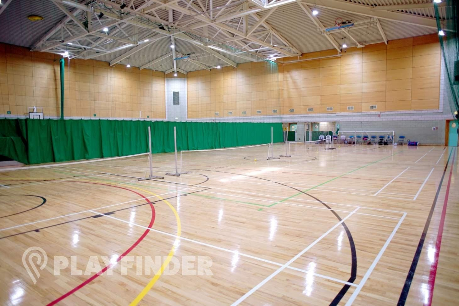 Windsor Leisure Centre Sports hall space hire