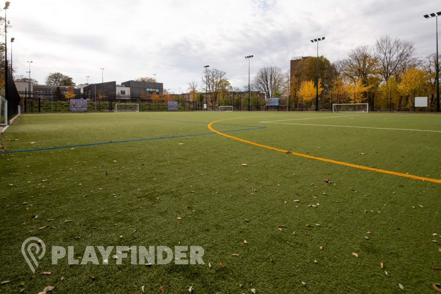 Harris Academy St Johns Wood 5 a side | 3G Astroturf football pitch
