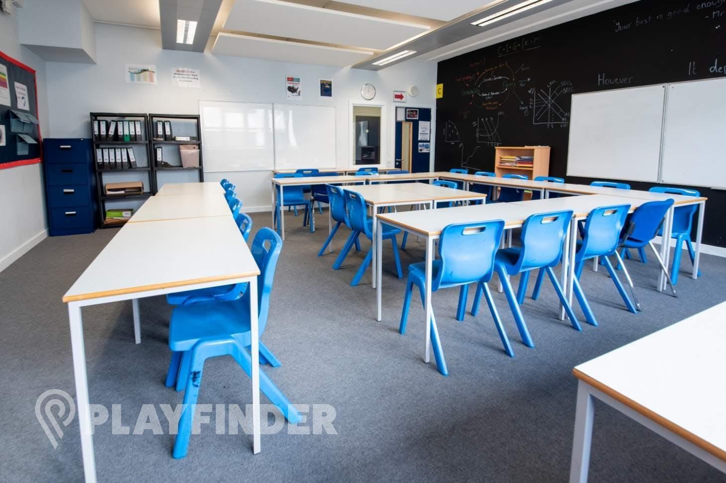 Harris Academy St Johns Wood Classroom space hire