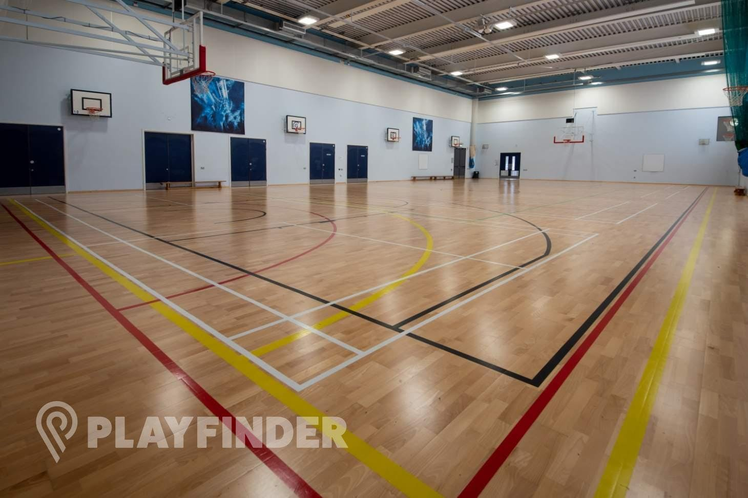 Harris Academy St Johns Wood Sports hall space hire