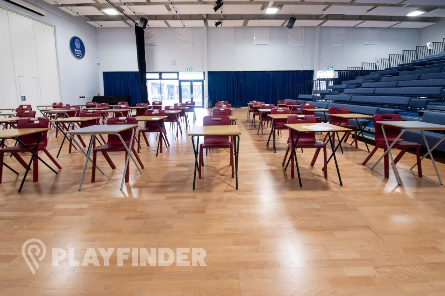 Harris Academy St Johns Wood Main hall space hire