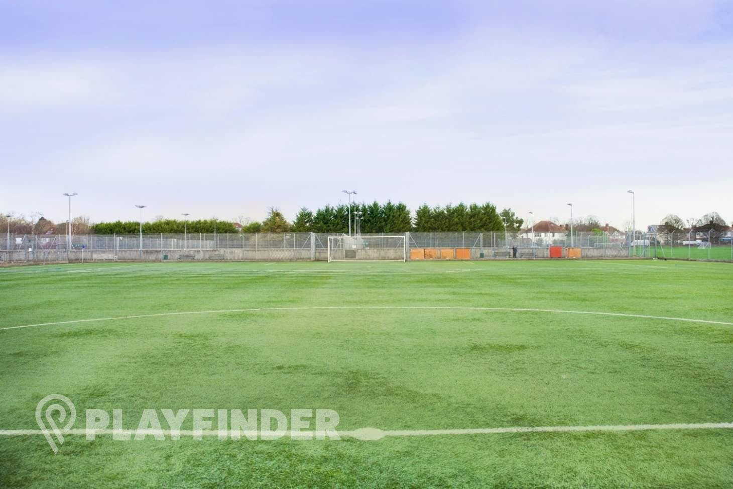 Coldharbour Leisure Centre 11 a side | 3G Astroturf football pitch