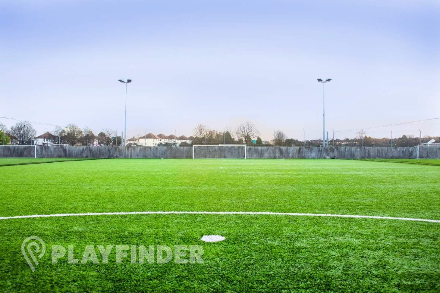 Coldharbour Leisure Centre 5 a side | 3G Astroturf football pitch