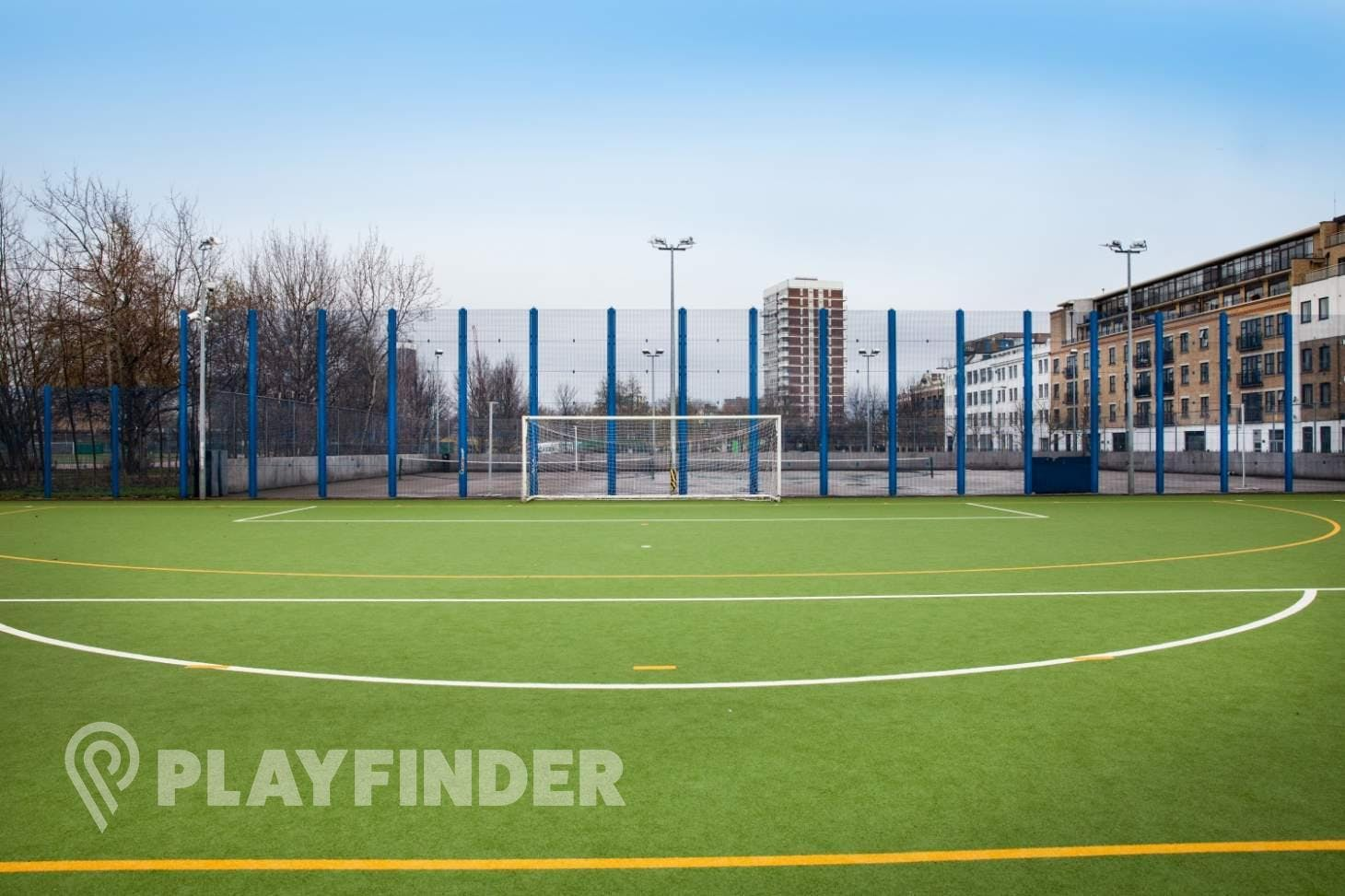 Mile End Park Leisure Centre and Stadium 11 a side | Astroturf football pitch