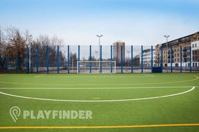 Mile End Park Leisure Centre and Stadium | Astroturf Football Pitch