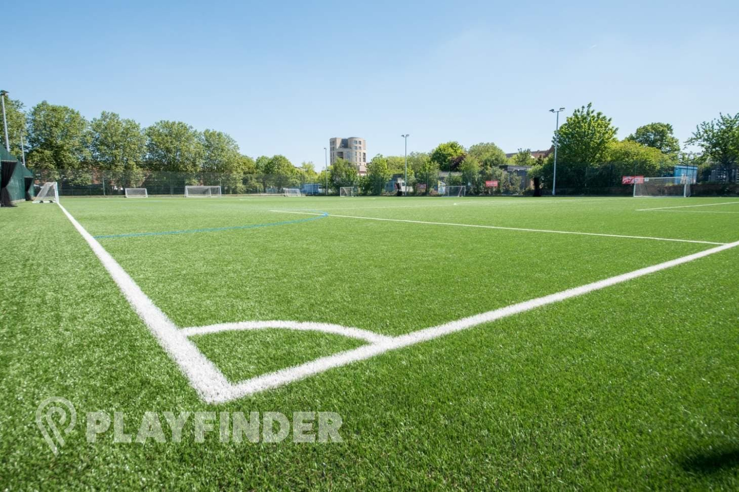 Bridgestone Arena 9 a side | 3G Astroturf football pitch