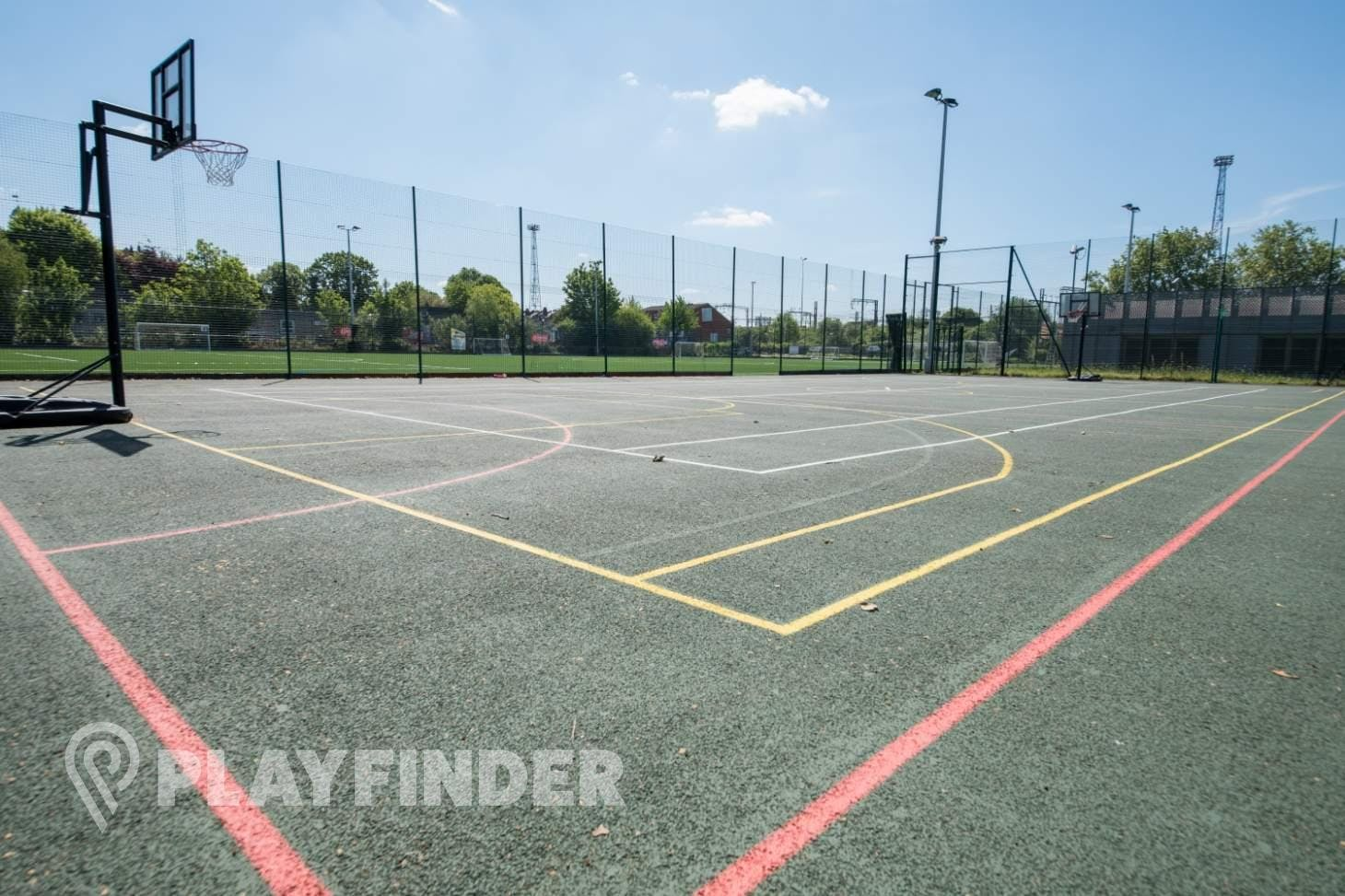 Bridgestone Arena Outdoor | Hard (macadam) tennis court