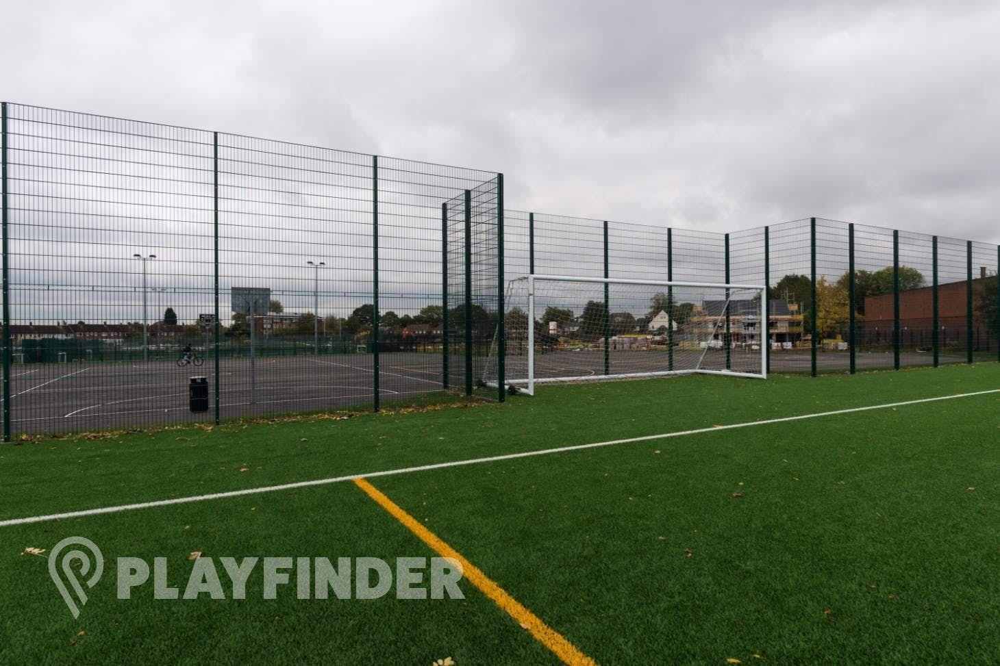 Manchester Enterprise Academy Wythenshawe 9 a side | 3G Astroturf football pitch