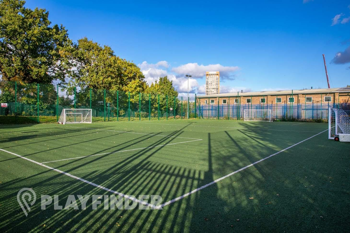 Princes Park Youth Football Club 6 a side | 3G Astroturf football pitch