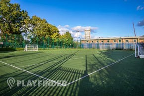 Princes Park Youth Football Club | 3G astroturf Football Pitch