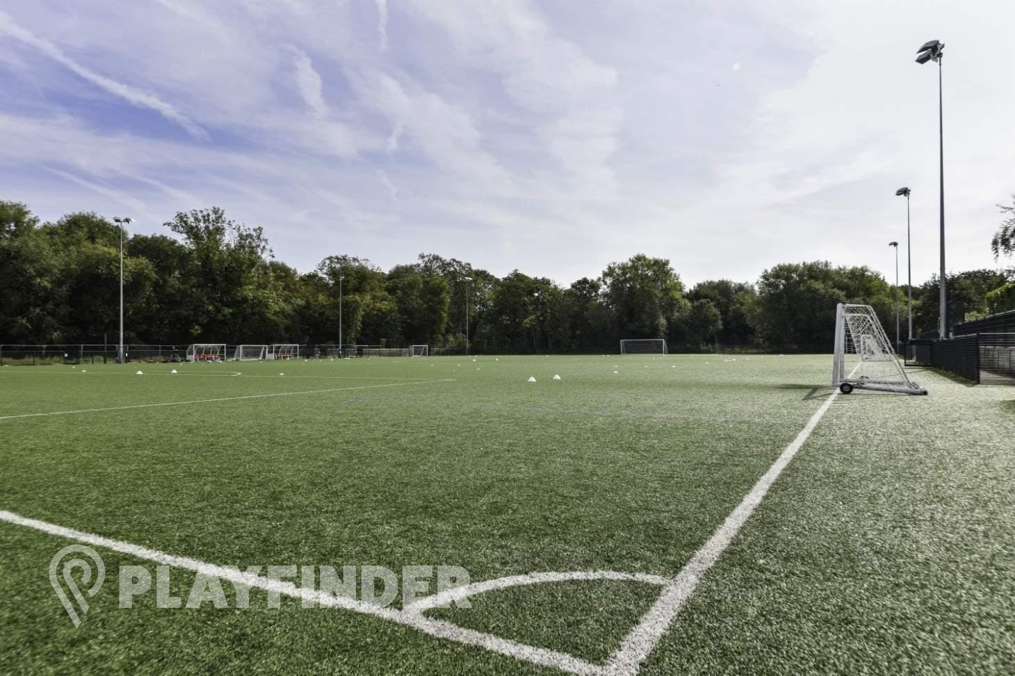 Tooting and Mitcham Community Sports Club 11 a side | 3G Astroturf football pitch