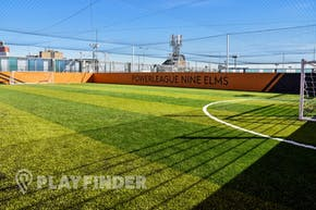 Powerleague Nine Elms | 3G astroturf Football Pitch