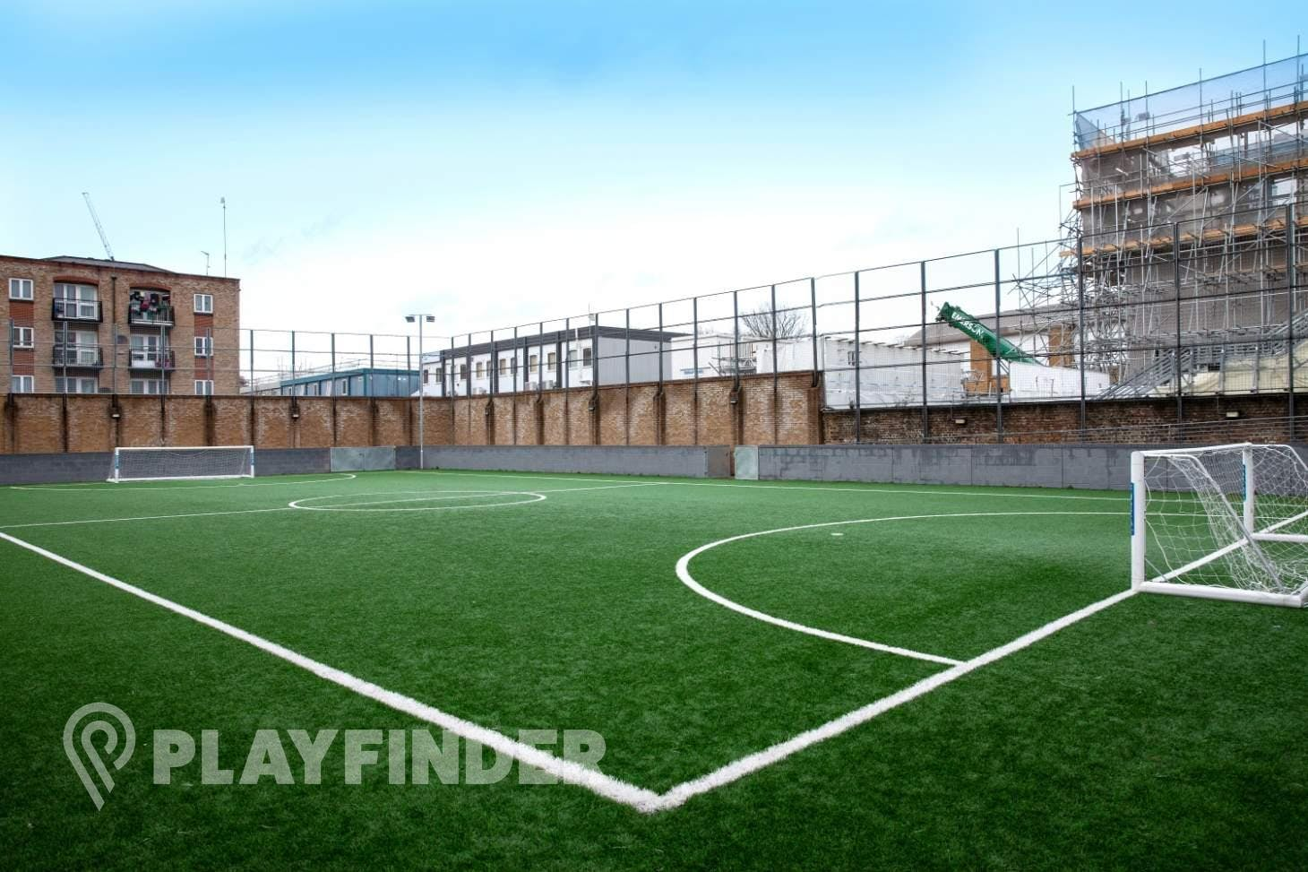 Whitechapel Sports Centre 7 a side | 3G Astroturf football pitch