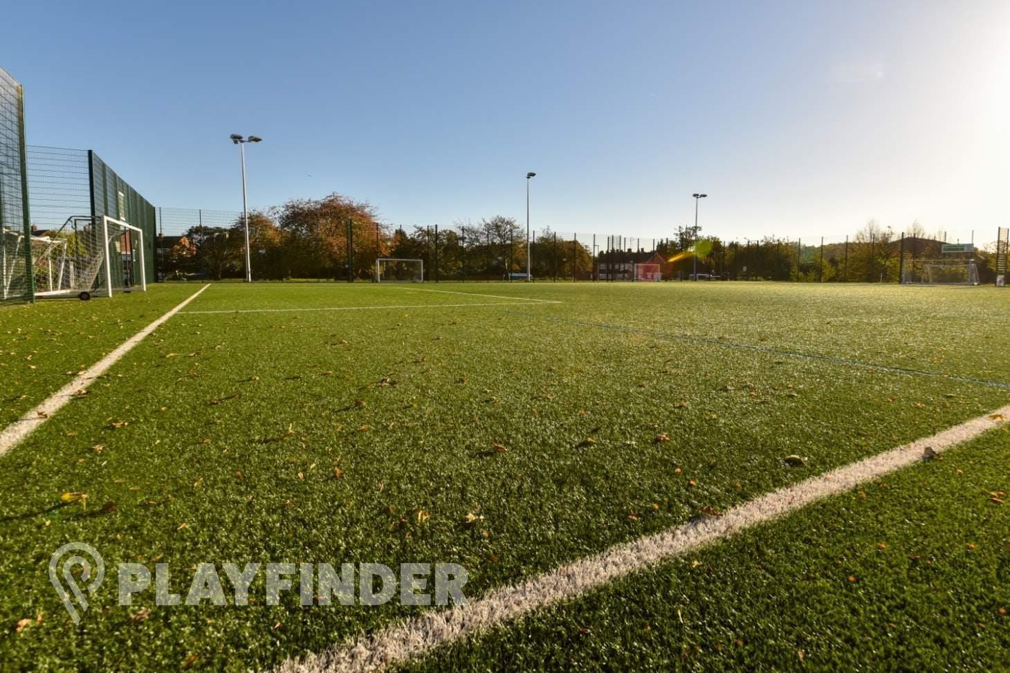 Meriden Community Centre 9 a side | 3G Astroturf football pitch