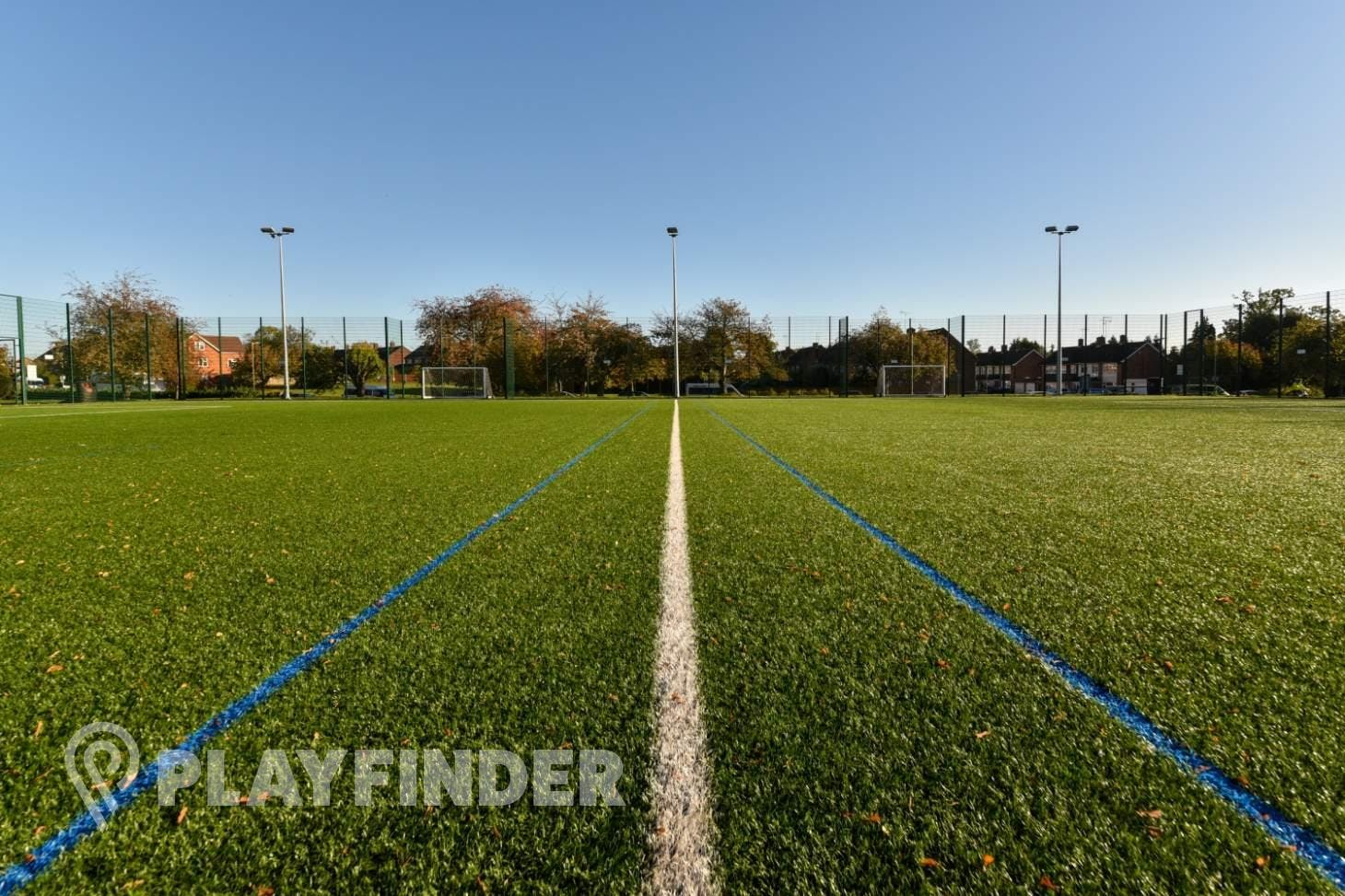 Meriden Community Centre 5 a side   3G Astroturf football pitch