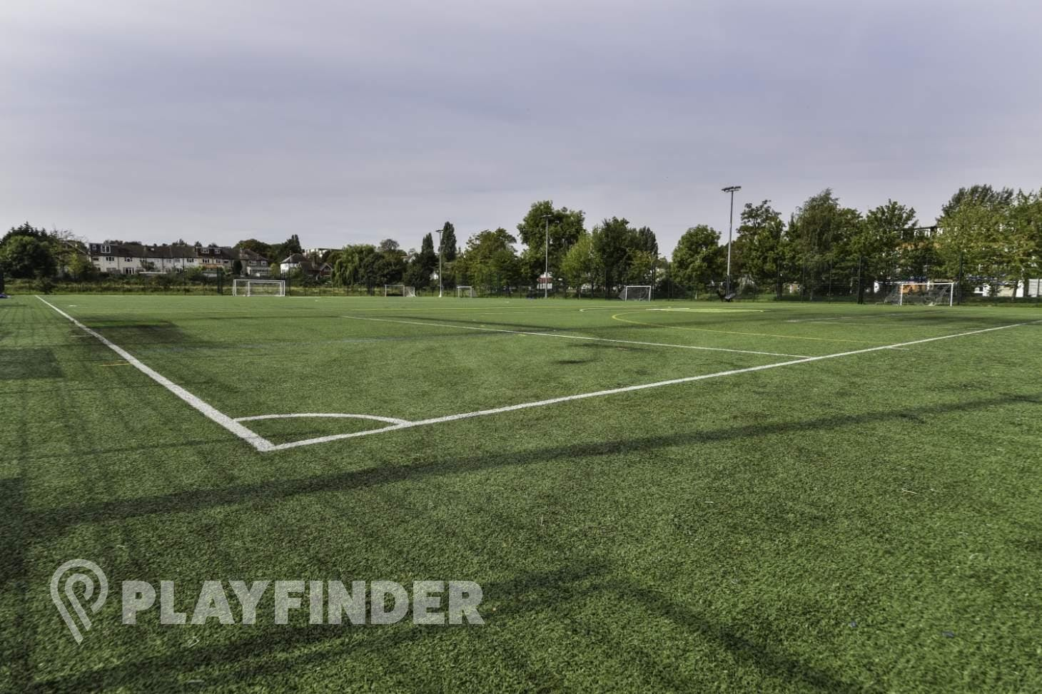 Tooting and Mitcham Community Sports Club 7 a side | 3G Astroturf football pitch
