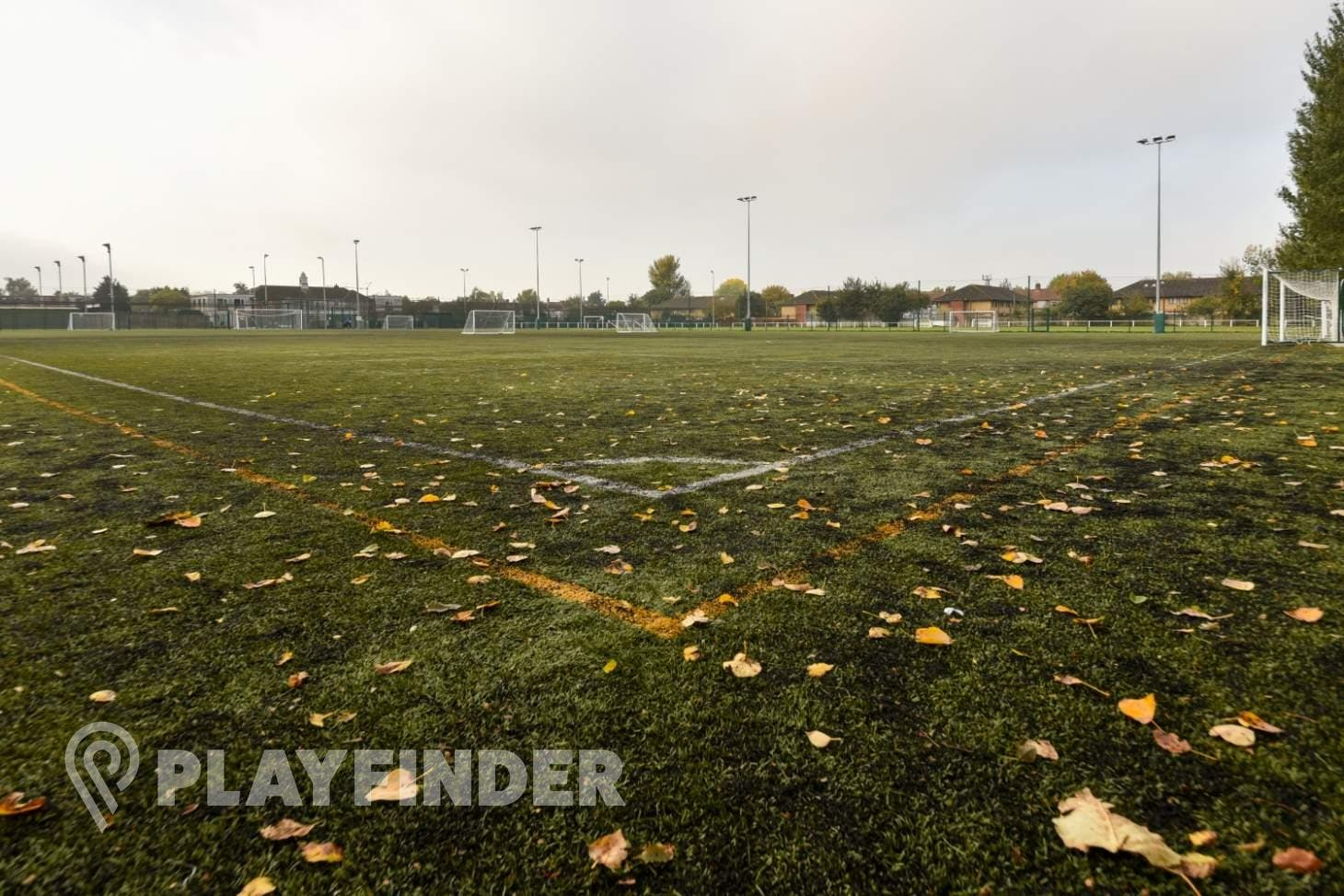 Match Day Centres 11 a side | 3G Astroturf football pitch