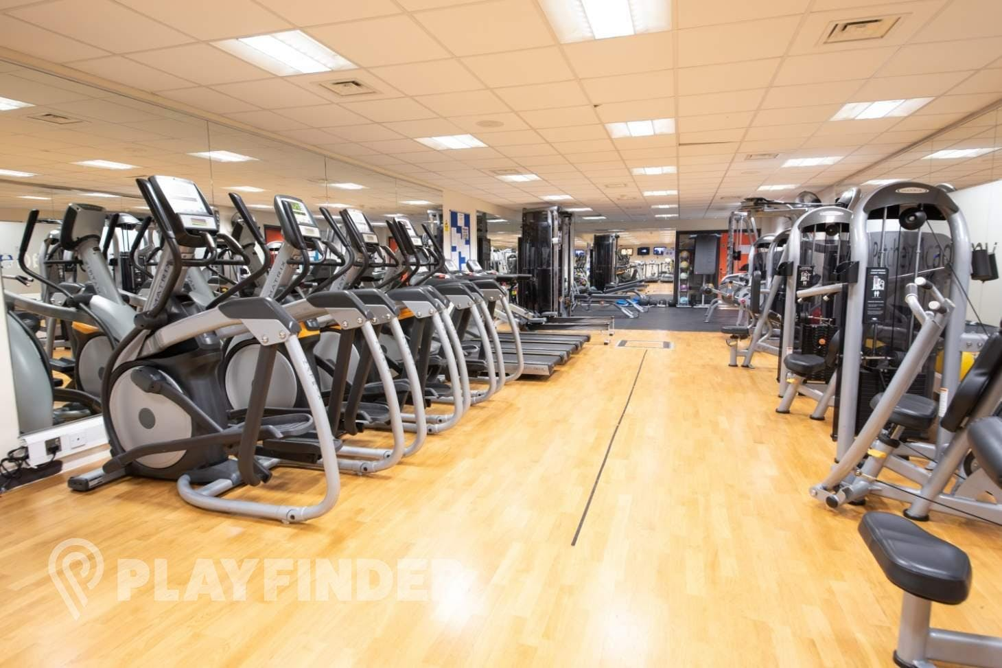 The Petchey Academy Sports Club Gym space hire