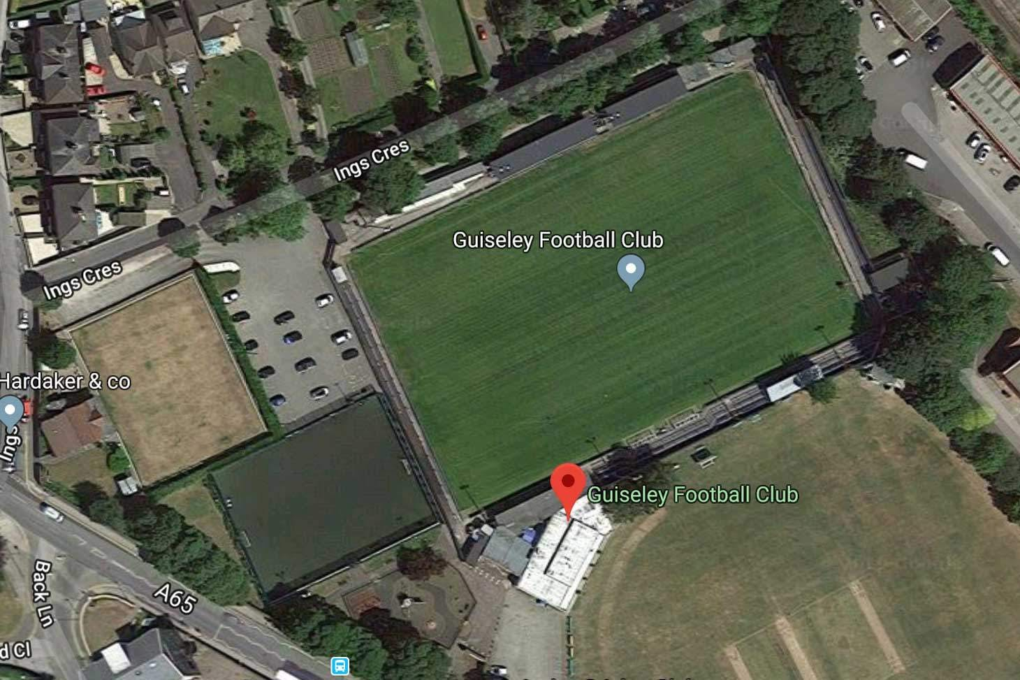 Guiseley AFC 6 a side | 3G Astroturf football pitch