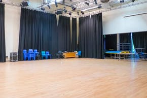 Abraham Moss Community School | N/a Space Hire