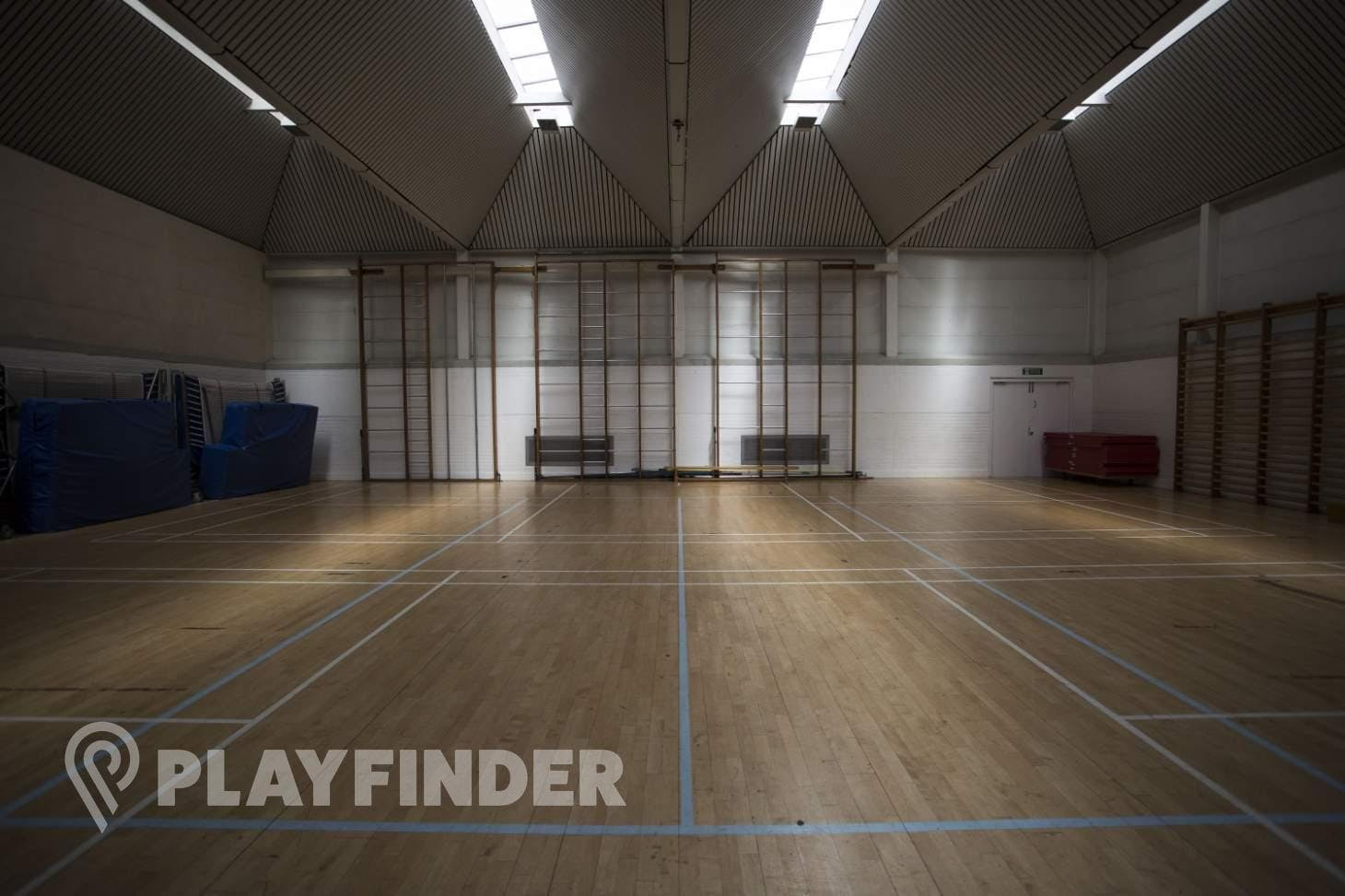 Acland Burghley School Gymnasium space hire