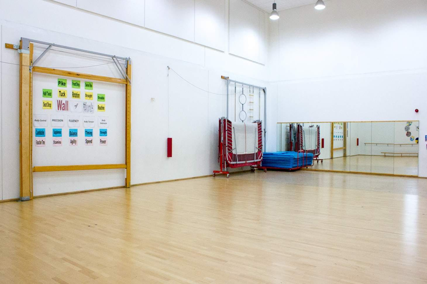 Ark Academy Wembley Studio | Dance studio space hire
