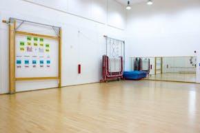Ark Academy Wembley | Dance studio Space Hire