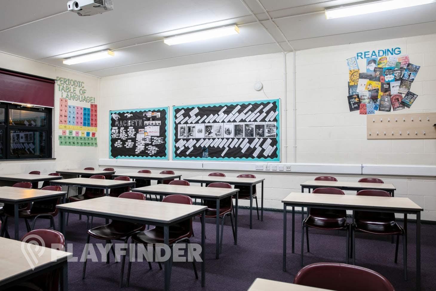 Brentside High School Classroom space hire