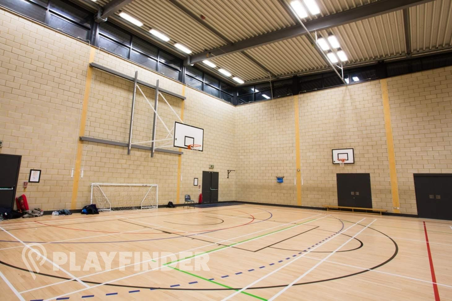 Brentside High School Sports hall space hire