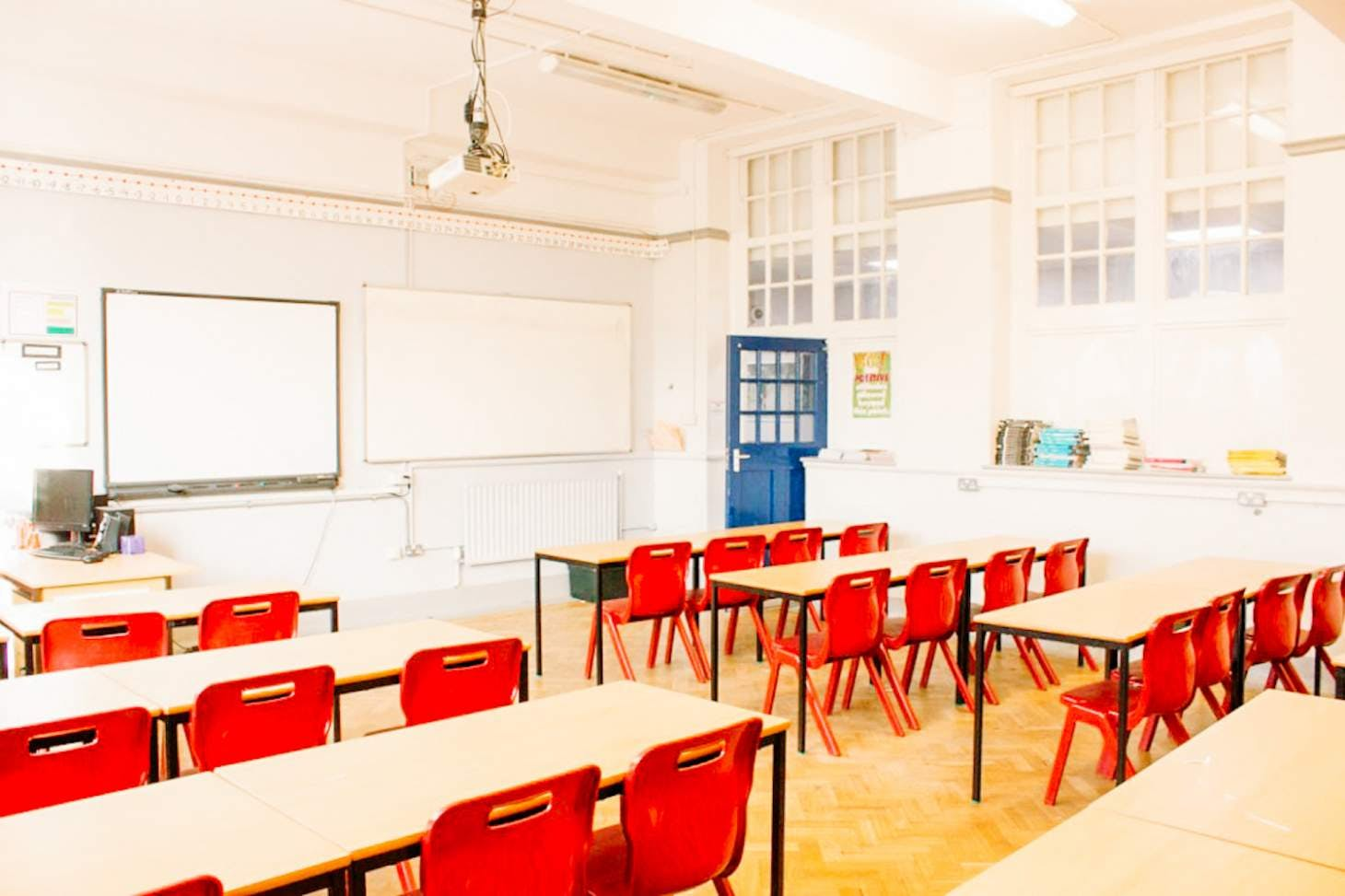 Chiswick School Classroom space hire