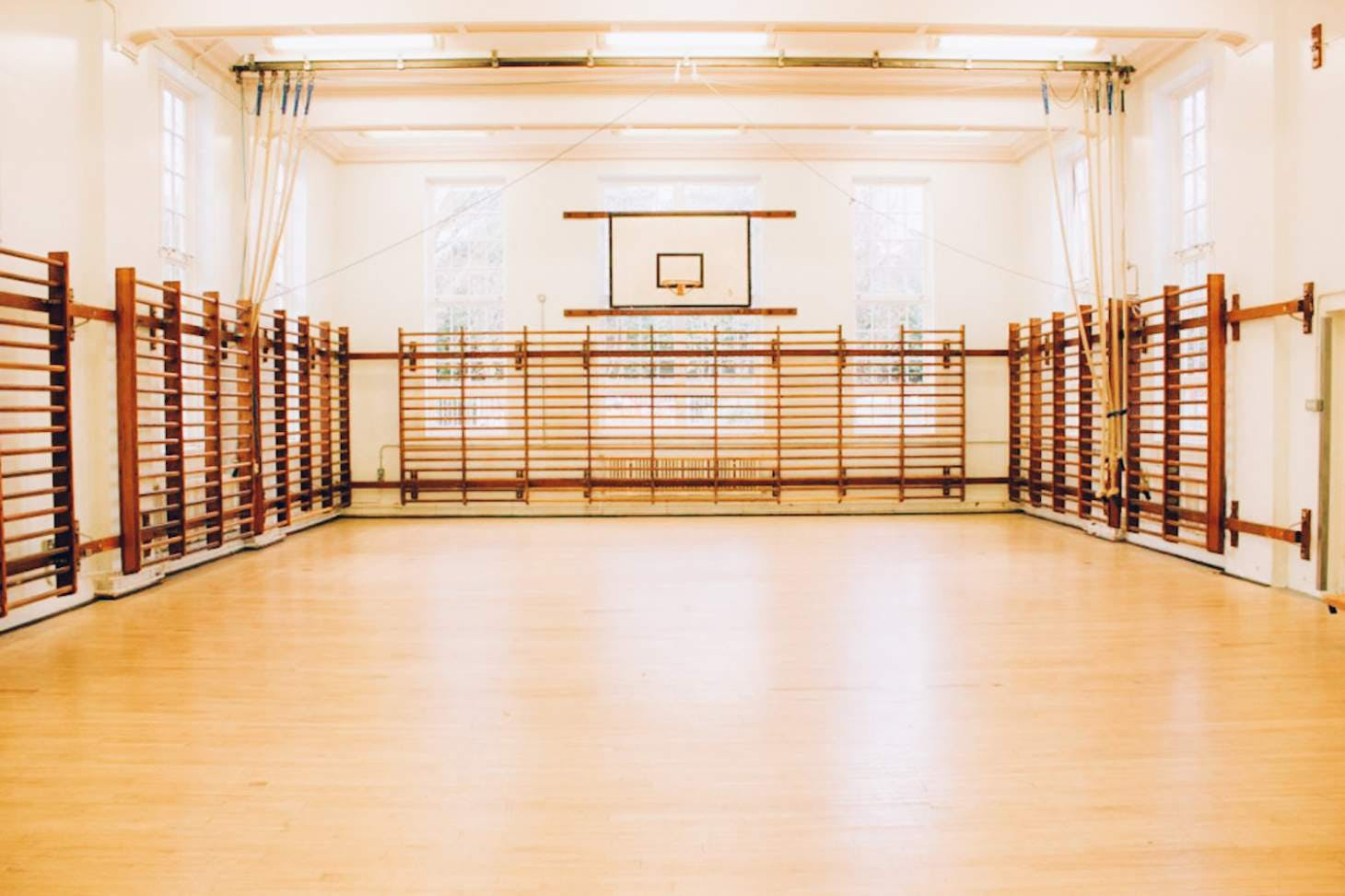 Chiswick School Gymnasium space hire